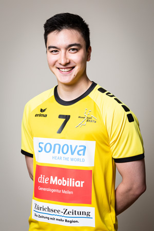 handball lakers staefa Ardielli Francesco Spieler 7